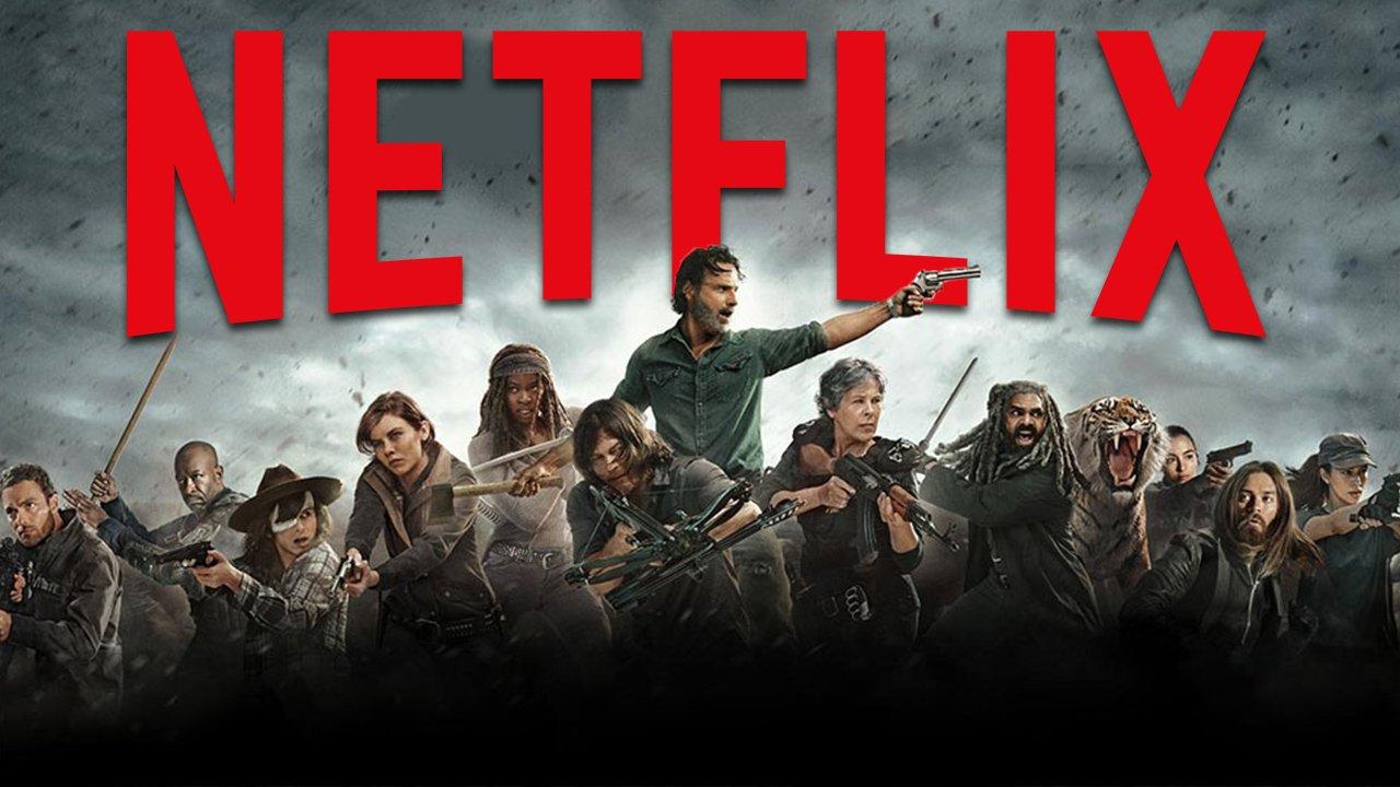 La Temporada 8 de \'The Walking Dead\' llegará a Netflix en septiembre.