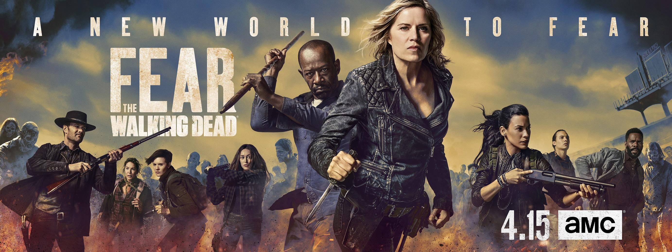 Crítica Fear The Walking Dead La Cuarta Temporada