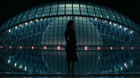 Charlotte. Westworld 3