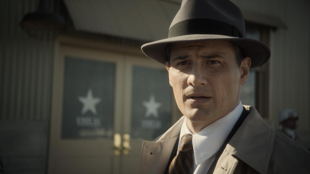 Daniel Sousa en Agents of SHIELD