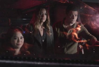 Agents of SWORD -SHIELD - Daisy, Sousa, Kora