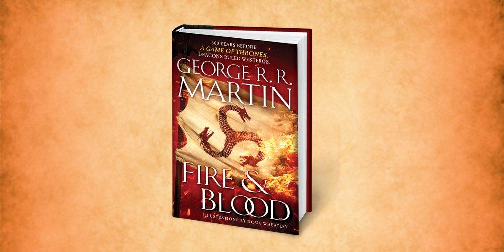 Fuego y Sangre, el libro en el que se basará House of the Dragon