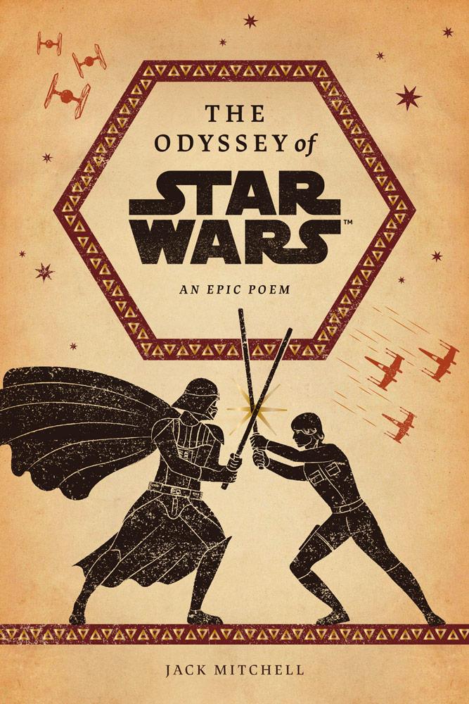 Star Wars se transforma en la mitología y la épica moderna