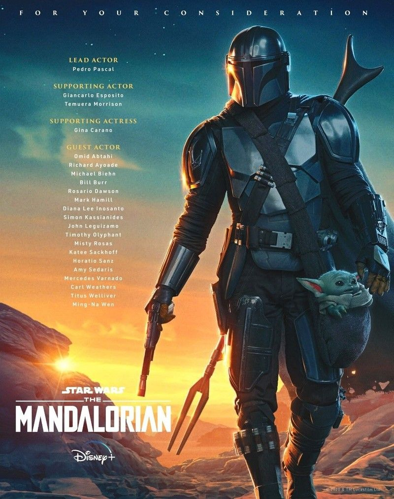 The-Mandalorian-Gina-Carano-Emmy