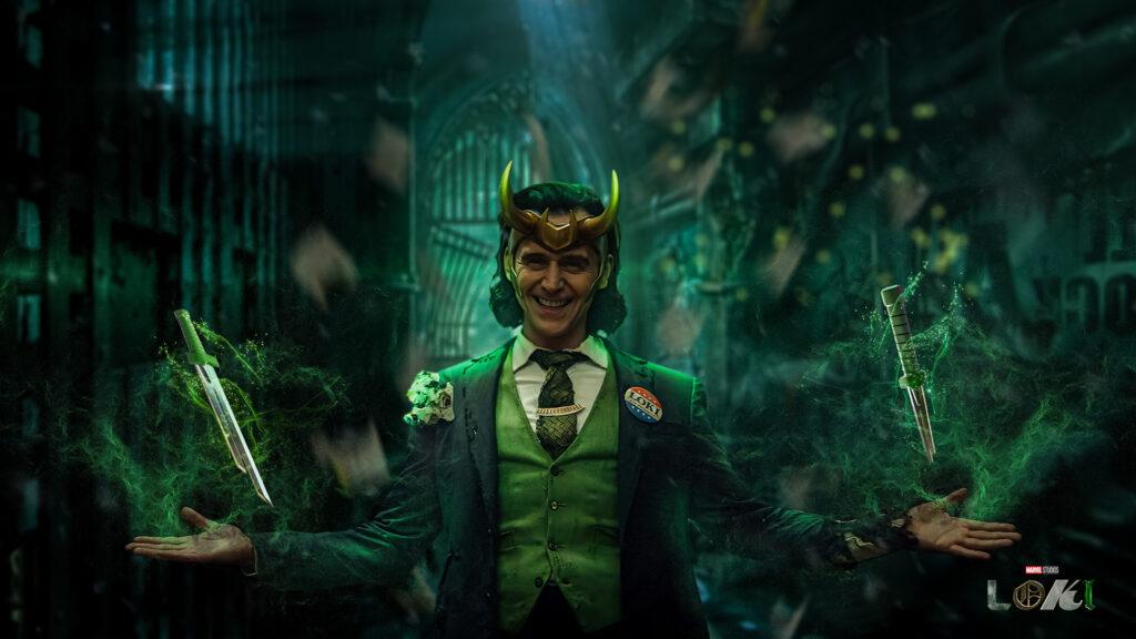 Tom Hiddleston se vuelve a poner en la piel de Loki en la nueva serie de Disney +.